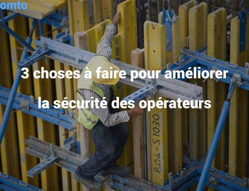 Industrie : des idées pour améliorer la sécurité au travail