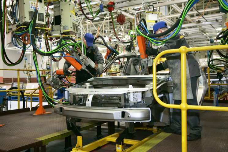 Industrie : réduire le temps des changements de série