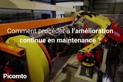 amélioration continue en maintenance