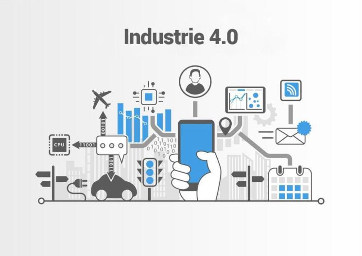 L'internet des objets IIOT : Une révolution pour l'industrie