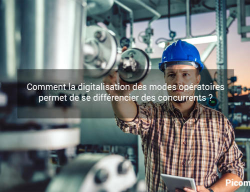 Comment la digitalisation des modes opératoires permet de se différencier des concurrents ?