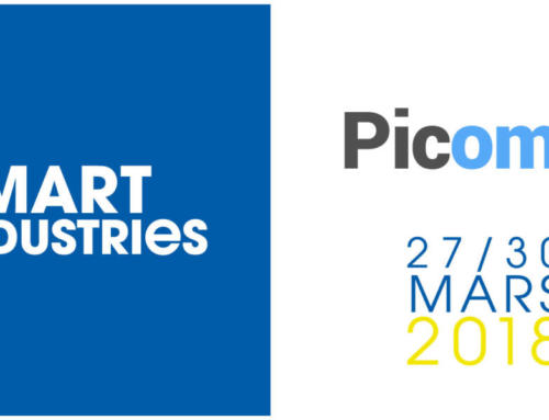 Picomto au salon Smart Industries 2018, Stand 3K33