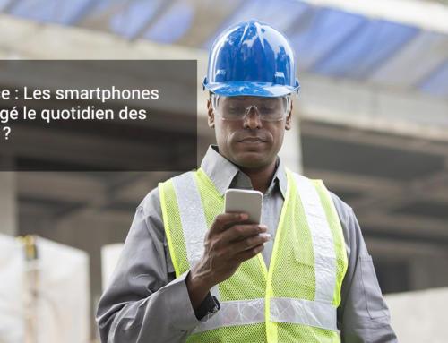Maintenance : Les smartphones ont-ils changé le quotidien des techniciens ?