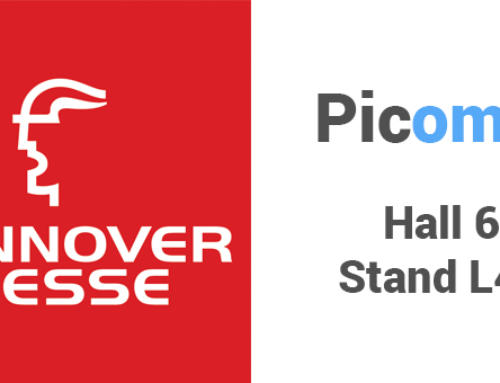 Picomto at the Hannover Messe 2018, Hall 006, Stand L42