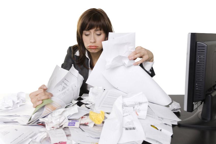 Pourquoi faut-il supprimer le papier des ateliers ?