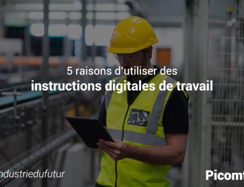 5 raisons d'utiliser des instructions digitales de travail
