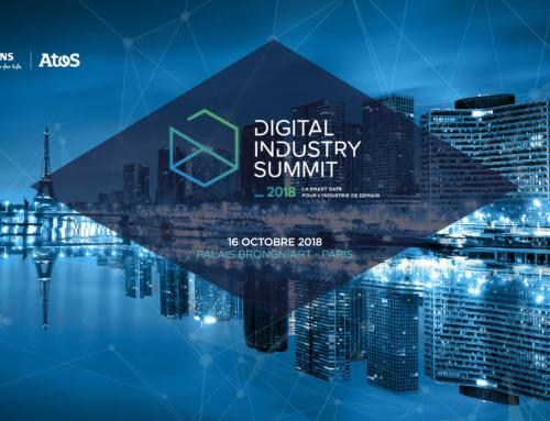 Retrouvez Picomto au Digital Industry Summit le 16 Octobre 2018