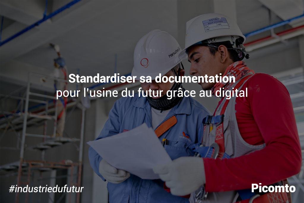 Standardisation de la documentation pour l'usine du futur