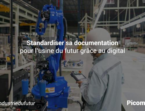 Standardiser sa documentation pour l'usine du futur grâce au digital