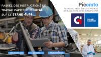 Picomto à Smart Industries, stand 4L71