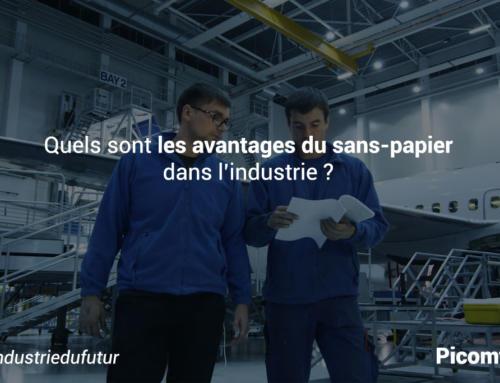 Quels sont les avantages du sans-papier dans l'industrie ?