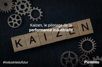 Kaizen, le pilotage de la performance industrielle