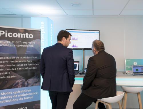 Picomto intégre le Digital Experience Center de Siemens