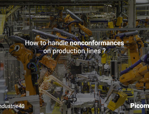 How to handle non-conformances on production lines ?