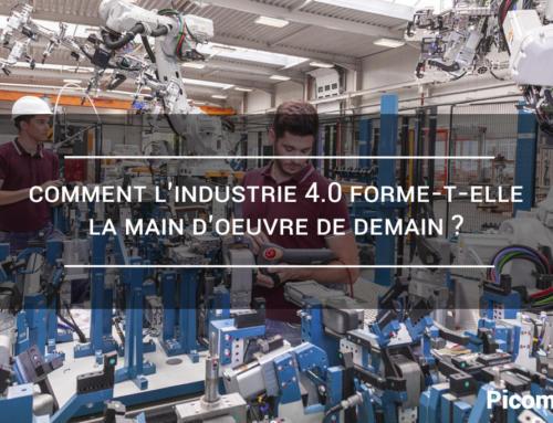 Comment l'industrie 4.0 forme-t-elle la main-d'œuvre de demain ?