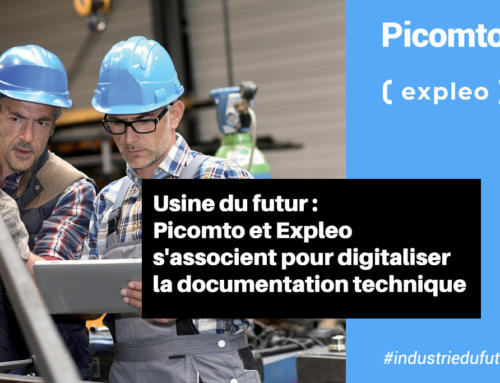 Usine du futur : Expleo et Picomto s'associent pour digitaliser la documentation technique