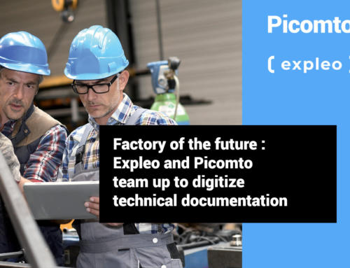 Factory of the future : Expleo and Picomto team up to digitize technical documentation