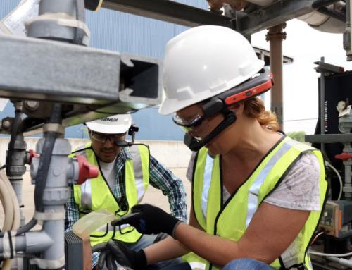 Les lunettes connectées, nouvelle source de productivité du technicien ?