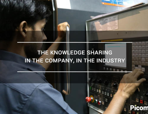 The knowledge sharing in the company, in the industry