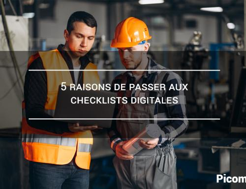 5 raisons de passer aux checklists digitales