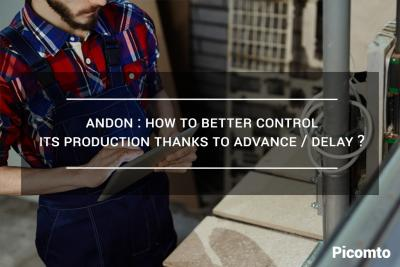 Andon Advance Delay