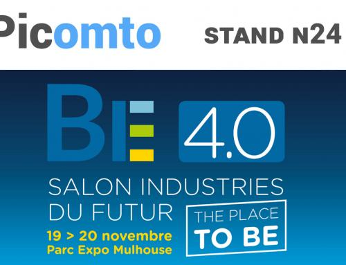 Salon BE 4.0 – Picomto sur le stand N24