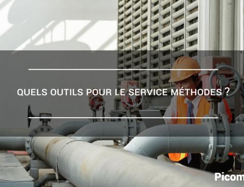 Quels outils pour le service Méthodes ?