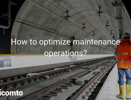 How to optimize maintenance operations?
