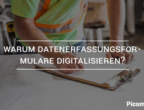 Warum Datenerfassungsformulare digitalisieren?