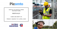 Come and meet us at Global Industrie