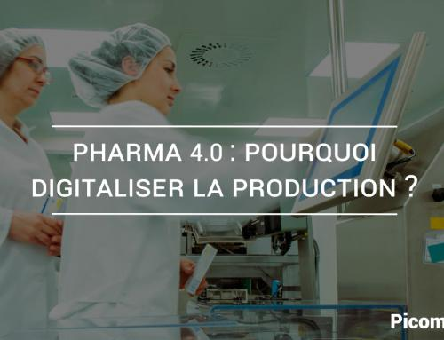 Pharma 4.0 : Pourquoi digitaliser la production ?