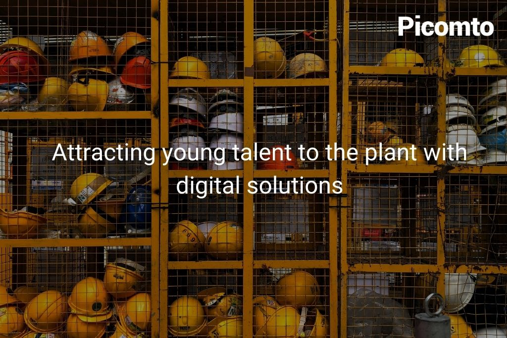 attract young talent to your company