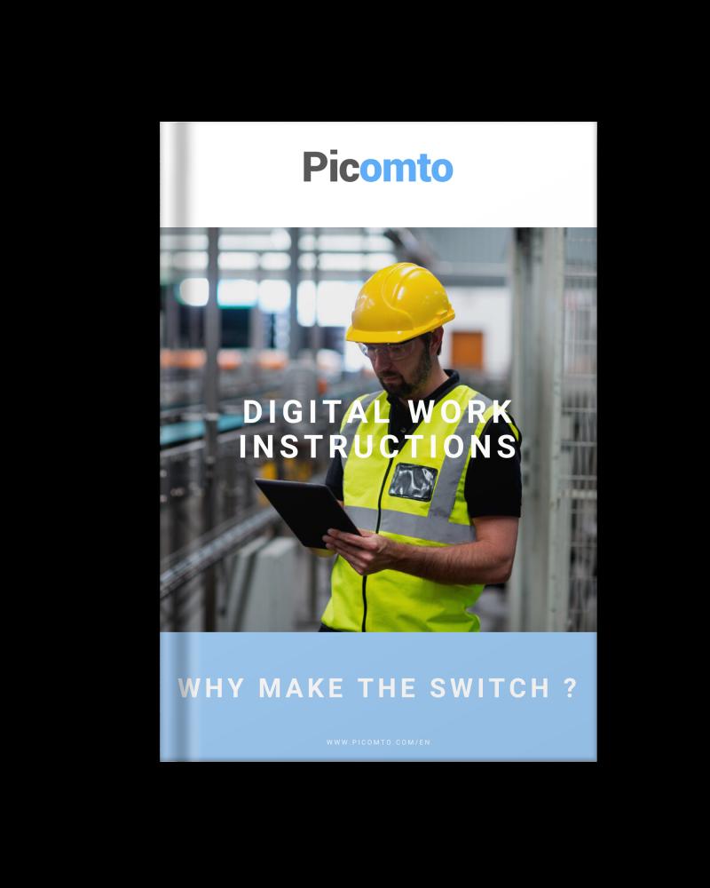 Ebook - Digital Work Instructions