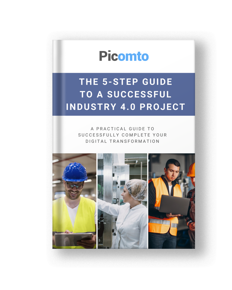 The 5-step guide to a successful Industry 4.0 Project